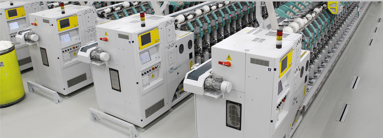 automatic winder-polar I-Direct link system